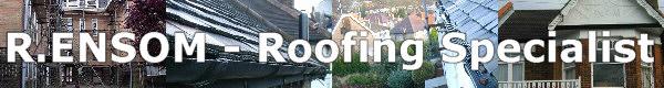 Ensom Roofing Header